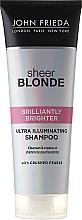 Perfumería y cosmética Champú con perlas trituradas - John Frieda Sheer Blonde Brilliantly Brighter Shampoo