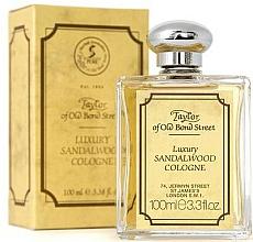 Perfumería y cosmética Taylor Of Old Bond Street Sandalwood - Agua de colonia
