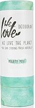Perfumería y cosmética Desodorante stick de menta y romero - We Love The Planet Mighty Mint Deodorant Stick