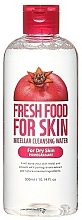 Perfumería y cosmética Agua micelar con aroma a granada - Superfood For Skin Pomegranate Micellar Cleansing Water