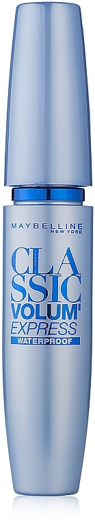Máscara de pestañas para extra volumen - Maybelline Volum Express Waterproof — imagen N1