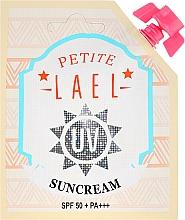 Perfumería y cosmética Crema de protección solar - Petite Lael UV Sun Cream SPF50+/PA+++ (mini)
