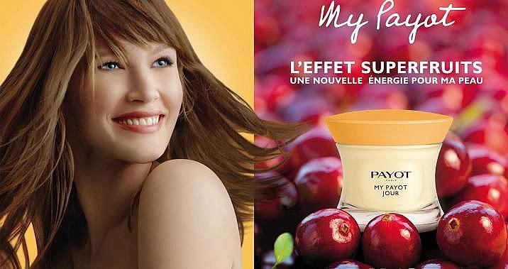 Crema facial con extracto de bayas de goji, acai y vitamina B5 - Payot My Payot Jour — imagen N4