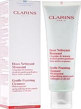 Espuma limpiadora facial con tamarindo - Clarins Gentle Foaming Cleanser with Tamarind — imagen N1