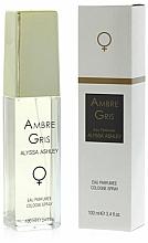 Perfumería y cosmética Alyssa Ashley Ambre Gris - Agua de colonia