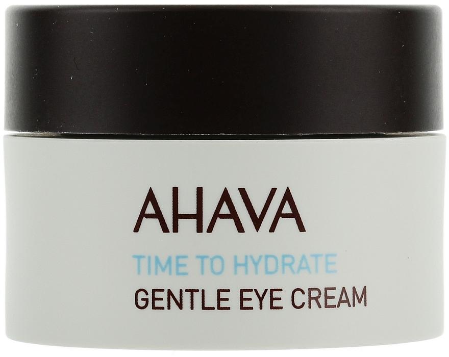 Crema hidratante para contorno de ojos con extracto de centella asiática - Ahava Time To Hydrate Gentle Eye — imagen N1