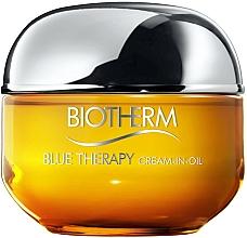 Perfumería y cosmética Crema facial en aceite antiarrugas con Omega 3 y 6 - Biotherm Blue Therapy Cream-in-Oil