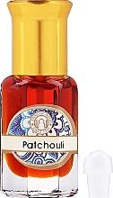 Perfumería y cosmética Aceite perfumado de pachulí natural - Song of India Patchouli