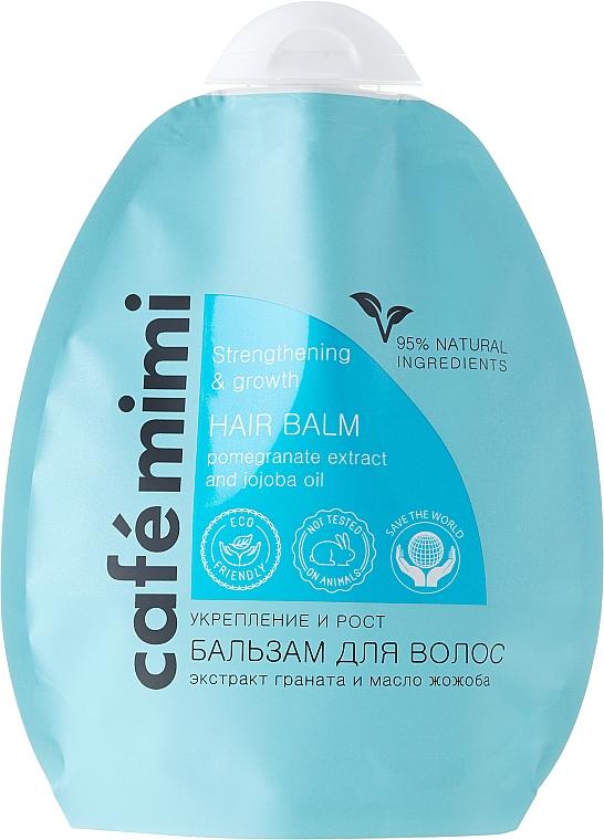 Acondicionador con extracto de granada y aceite de jojoba - Le Cafe de Beaute Cafe Mimi Hair Balm