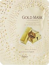Perfumería y cosmética Mascarilla facial de tejido con oro coloidal - Esfolio Gold Essence Mask