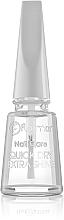 Perfumería y cosmética Top coat secado rápido - Flormar Nail Care Quick Dry Extra Shine