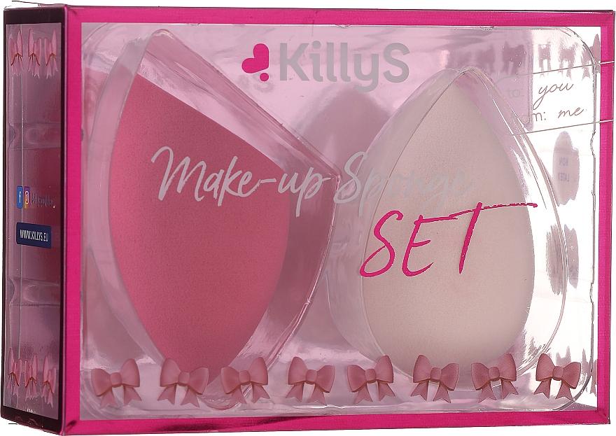 Esponjas de maquillaje, 2uds. - KillyS