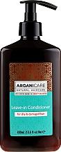 Perfumería y cosmética Acondicionador sin aclarado con manteca de karité y aceite de argán - Arganicare Shea Butter Leave-In Hair Conditioner