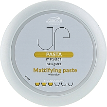 Perfumería y cosmética Pasta de fijación matificante con arcilla blanca - Joanna Professional Mattifying Paste