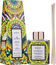 Perfumería y cosmética Difusor de aroma, almizcle, cedro y maracuyá - Baija So Loucura Home Fragrance
