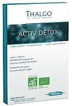 Perfumería y cosmética Complemento alimenticio en ampollas para adelgazar - Thalgo Active Detox