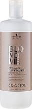 Perfumería y cosmética Loción activadora de color 6% - Schwarzkopf Professional Blondme Premium Developer 6%