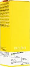 Perfumería y cosmética Gel tonificante para pies con árnica - Decléor Arnica Invigorating Leg Gel