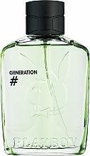 Perfumería y cosmética Playboy Generation - Eau de toilette