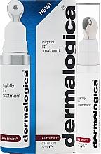 Perfumería y cosmética Tratamiento antienvejecimiento labial de noche con extracto de manzana y aceite de menta - Dermalogica Age Smart Nightly Lip Treatment