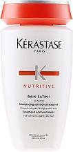 Perfumería y cosmética Champú nutritivo intenso con extractos de raíces de iris - Kerastase Bain Satin 1 Irisome Nutritive Shampoo