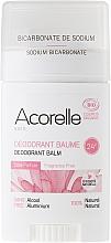 Perfumería y cosmética Desodorante-bálsamo 100% natural sin perfume - Acorelle Deodorant Balm