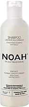 Perfumería y cosmética Champú alisador con extracto de vainilla - Noah