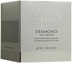 Perfumería y cosmética Gel-crema antiedad regenerador con extracto de pepita de uva, acabado mate - Natura Bisse Diamond Gel-Cream
