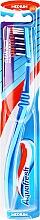 Perfumería y cosmética Cepillo dental medio, azul - Aquafresh Clean Deep Medium
