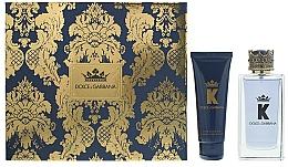 Perfumería y cosmética Dolce & Gabbana K by Dolce & Gabbana - Set (eau de toilette/100ml + bálsamo aftershave/75ml)