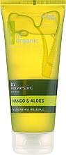 Perfumería y cosmética Gel de ducha con jugo de aloe vera y extracto de mango - Be Organic Body Wash Mango & Aloes