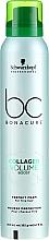 Perfumería y cosmética Espuma para volumen del cabello con colágeno, pantenol - Schwarzkopf Professional BC Collagen Volume Boost Perfect Foam