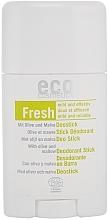 Perfumería y cosmética Desodorante en stick con olivo y malva - Eco Cosmetics