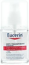Perfumería y cosmética Spray antitranspirante - Eucerin 72h Anti-Transpirant Intensive Pump Spray