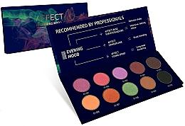 Perfumería y cosmética Paleta de sombras de ojos - Affect Cosmetics Evening Mood Eyeshadow Palette