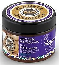 Perfumería y cosmética Macarilla capilar que aporta brillo con aceite de macadamia - Planeta Organica Organic Macadamia Rich Hair Mask