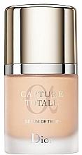 Perfumería y cosmética Base de maquillaje sérum de triple acción y larga duración, SPF 25 - Dior Capture Totale Fond De Teint Serum Correcteur 3D SPF 25