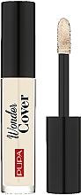 Perfumería y cosmética Corrector de maquillaje - Pupa Wonder Cover
