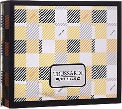 Perfumería y cosmética Trussardi Riflesso - Set (edt/50ml + champú y gel de ducha/100ml)
