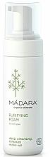Perfumería y cosmética Espuma facial purificante con agua de rosa - Madara Cosmetics Purifying Foam