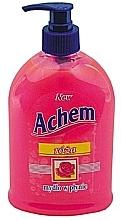 Perfumería y cosmética Jabón líquido con aroma a rosa - Achem Soap