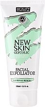 Perfumería y cosmética Exfoliante facial con ácido glicólico y aceite de uva - Beauty Formulas New Skin Glycolic Facial Exfoliator
