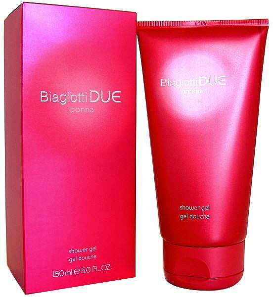 Laura Biagiotti Biagiotti DUE Donna - Gel de ducha perfumado — imagen N1