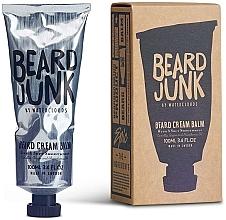 Perfumería y cosmética Bálsamo crema de barba con aceite de argán - Waterclouds Beard Junk Beard Cream Balm