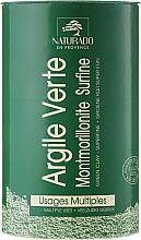 Perfumería y cosmética Arcilla verde rica en oligoelementos y sales minerales - Naturado Green Clay