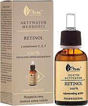 Perfumería y cosmética Sérum facial rejuvenecedor con retinol puro y vitaminas C, E y F - Ava Laboratorium Youth Activators Serum