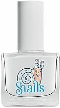 Perfumería y cosmética Top coat infantil, lavable y no tóxico - Snails Natural Top Coat