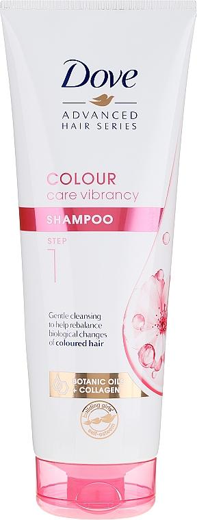 Champú con aceite de jojoba, colágeno y extracto de cerezo - Dove Advanced Hair Series