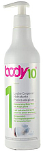 Perfumería y cosmética Leche corporal hidratante para pieles con tendencia atópica - Diet Esthetic Body 10 Moisturizing Body Milk