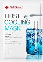 Perfumería y cosmética Mascarilla facial hidratante de tejido, efecto frío - Cell Fusion C First Cooling Mask